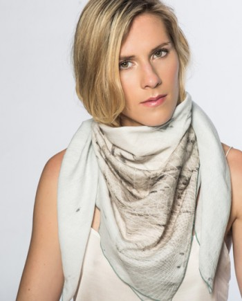 SkysCape Voile Scarf