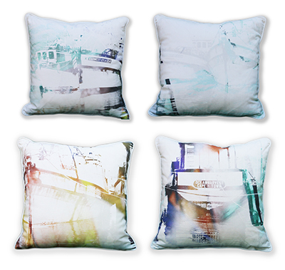 Kalk Bay Boat Cushion Full Collection