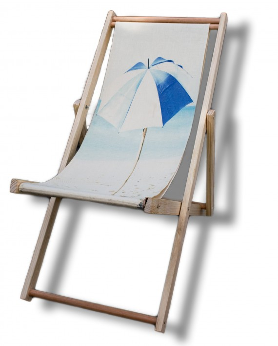 Blue Umbrella SunChair