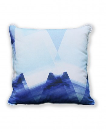 Indigo Dreams Cushion
